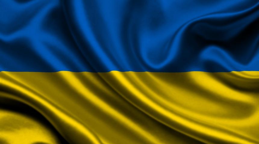 Жовто-блакитний прапор України