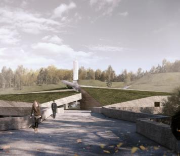 Проектне зображення майбутнього музею