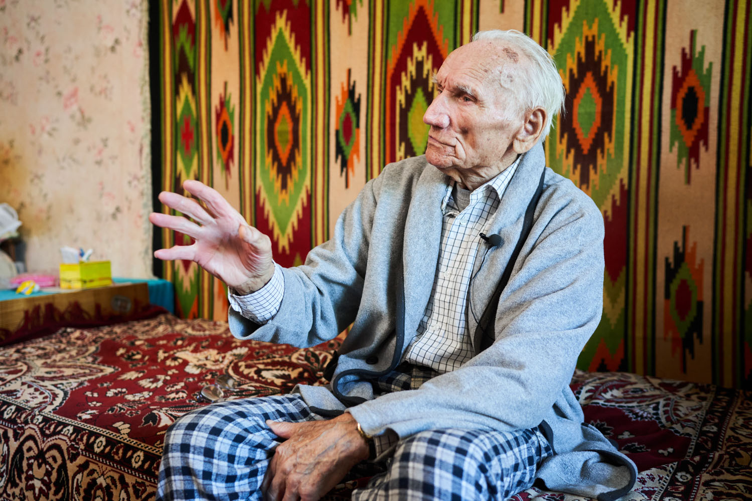 Свідок Голодомору Федір Задєреєв