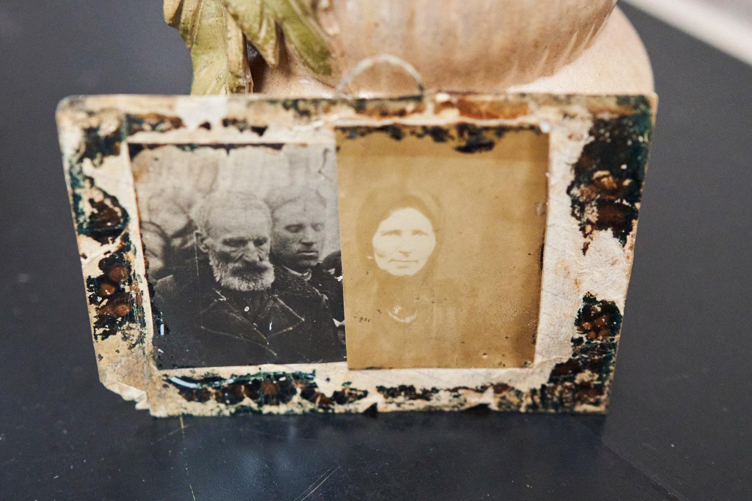 Старі фото батьків Марії Гурбіч