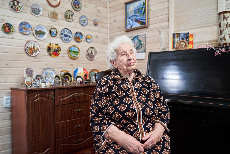 Свідок Голодомору Марія Гурбіч