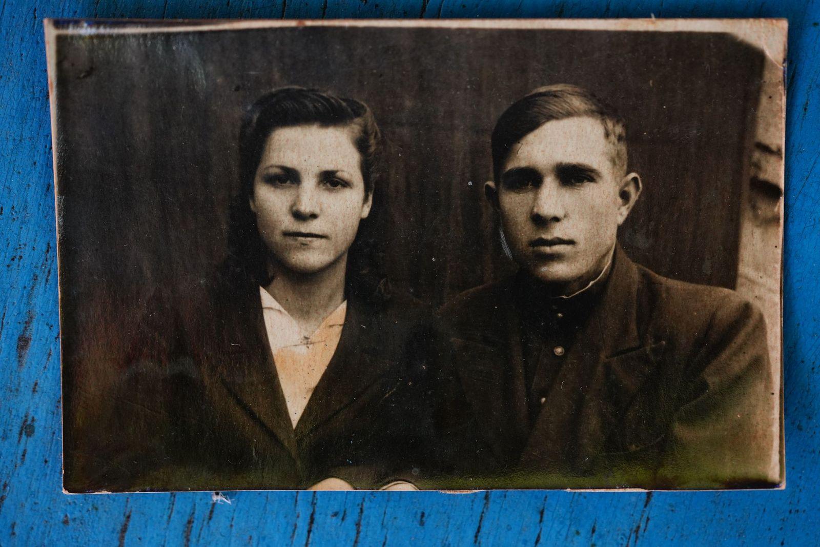 Тетяна та Іван Кротові