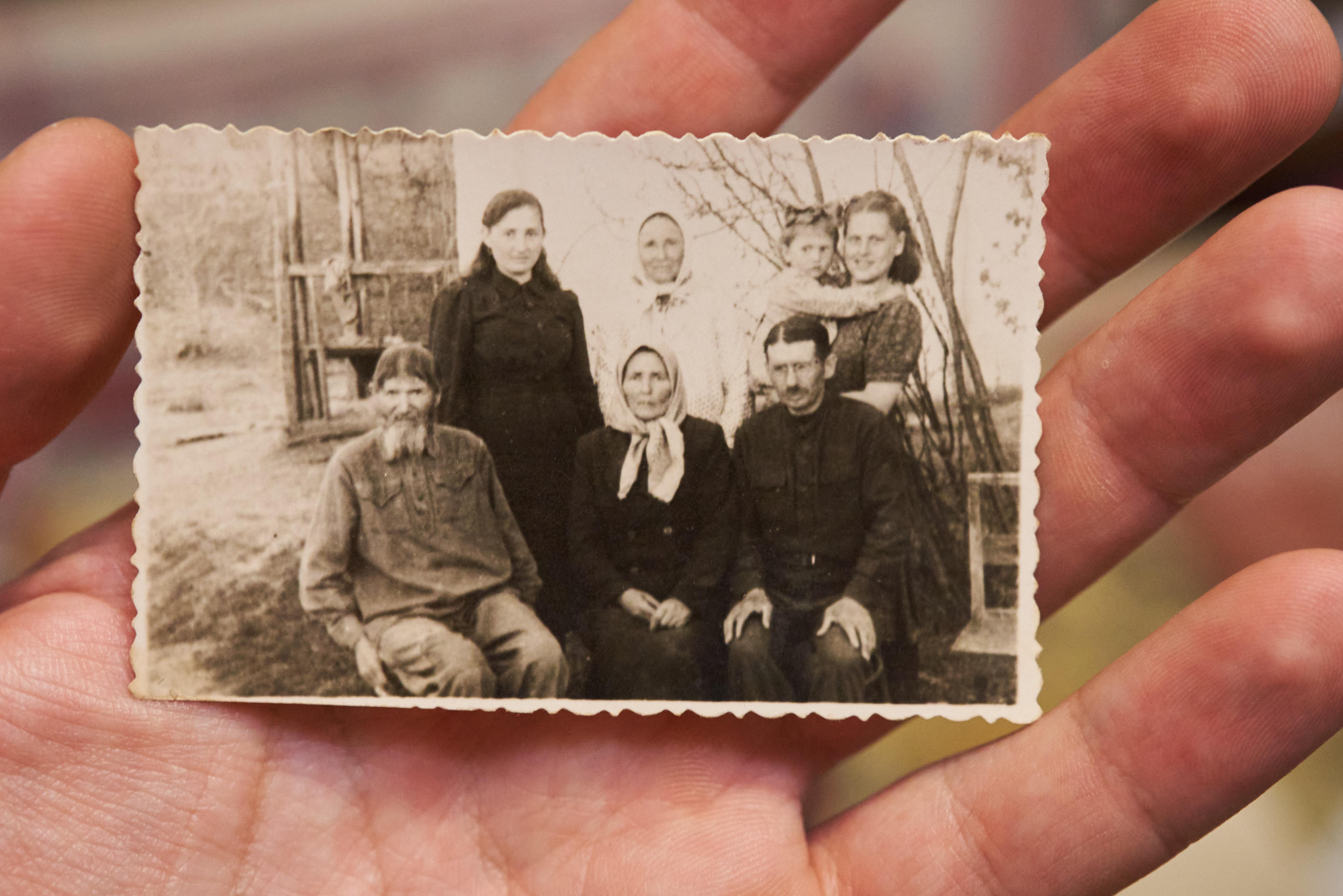Родина Коваленків