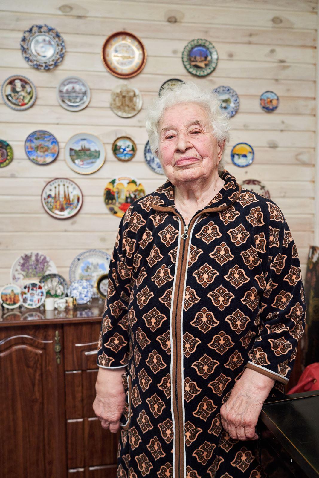 Сучасний фотопортрет Марії Гурбіч